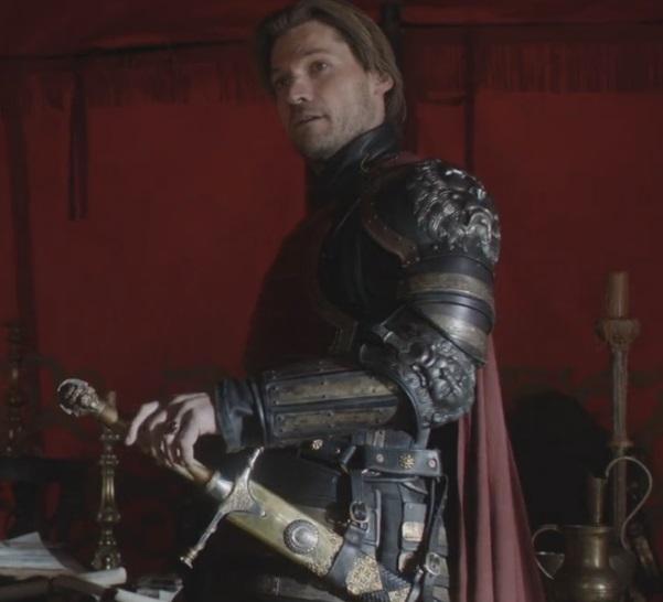 ジェイミーラニスター『俺に勝てる剣士は七王国で3人』は誰の事?