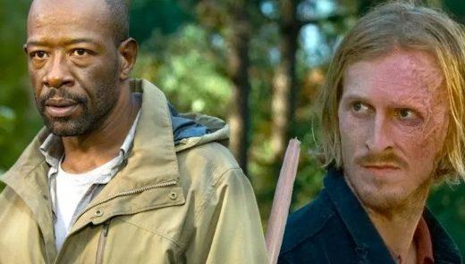 ドワイトがフィアーザウォーキングデッドに移籍 season5から登場